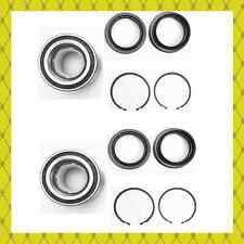 FRONT WHEEL HUB BEARING KITS W/SNAP RING FOR1993-2001 NISSAN ALTIMA PAIR NEW
