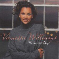 VANESSA WILLIAMS The Sweetest Days CD Album 1994 WIE NEU R&B Klassiker !