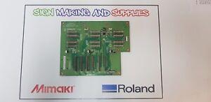 Genuine Roland Soljet Pro III XC-540 Printer Print Carriage Board W700311311 *
