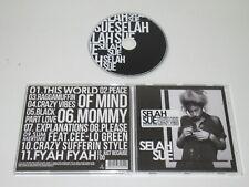SELAH SUE/SELAH SUE(BECAUSE 0825646 740529) CD ALBUM