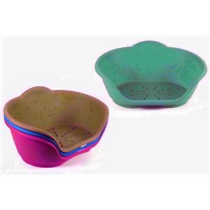 Pet Cat Dog Bed Baskets Comfortable Heavy Duty Plastic Waterproof Large UK