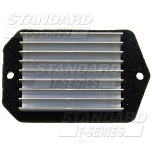HVAC Blower Motor Resistor Rear,Front Standard RU438T