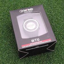 GolfBuddy WT6 GPS Smart Watch Rangefinder and More Golf Buddy - NEW