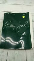 Billy Joel Complete Volumes 2 Sheet Music for Piano Vocal Guitar Songbook