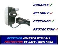 For 12V Western Digital WA-18G12K PSU Part Power Supply Adapter PLUG Mains UK