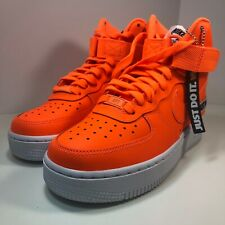 Las mejores ofertas en Nike naranja Nike Air Force 1 Mujer ...