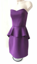 Purple Colour Mother of Bride Matching Outfit Clothing