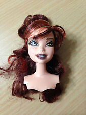 Barbie My Scene Swappin Style Chelsea Doll Open Smile Mouth Bling Glitter Makeup