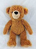 """Steiff Happy Teddy Bear Plush 11"""" 012662 Stuffed Animal"""