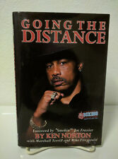 Going The Distance, Ken Norton, 1st Edition Hardcover SIGNED