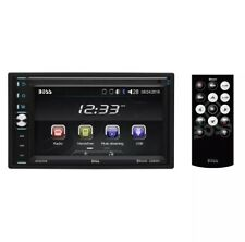 "Boss Double-DIN 320W 6.5"" Touchscreen Bluetooth Car Multimedia Player w/ Remote"