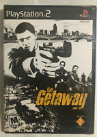The Getaway (Sony PlayStation 2) PS2 CIB 2003) Black Label -sealed