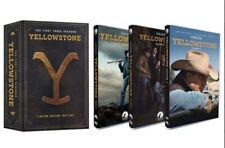 Yellowstone Season 1 & 2 & 3 1-3 (DVD ,12-Disc) Brand NEW FREE SHIPPING US SELLR