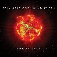 Afro Celt Sound System - Source [New Vinyl] UK - Import