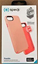 *NEW* Speck Orange Presidio case for Iphone 7
