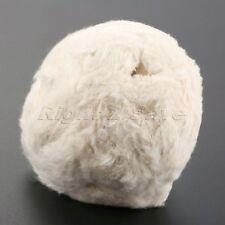 1pc 100mm Cotton Polishing Buffing Wheel Pad 6mm Shank Craft Rotary Power Tool