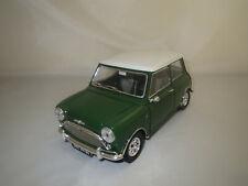 "SOLIDO  Mini  Cooper  S  ""1964""  (grün) 1:16 ohne Verpackung ! (1)"