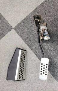 JDM Oem RHD 350z z33 MT Infiniti Manual Gas Accerelator & Foot Rest NISMO PEDAL