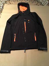 Superdry Original Windtrekker Small Men's Black Pre Owned Superdry Jacket
