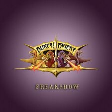 DUKES OF THE ORIENT - FREAKSHOW CD ALBUM NEW PHD (8TH AUGUST)