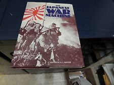 THE JAPANESE WAR MACHINE EDITED BY S.L. MAYER 1976 HARDCOVER BOOK Near Mint Nice