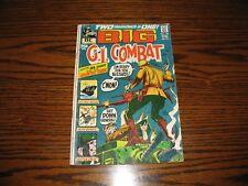DC - G.I. COMBAT #148 Comic!! HAUNTED TANK! 68 pgs  Glossy VG+  1971
