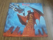 MEAT LOAF - BAT OUT OF HELL II BACK INTO HELL LP A1 B1 1993 UK VIRGIN EX+