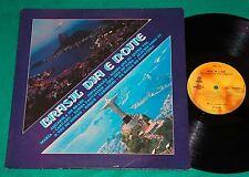 Luiz Arruda Paes E Sua Orquestra - Brasil Dia E Noite BRAZIL RARE LP 1974 Odeon