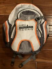 Ironman Texas Backpack Orange/White