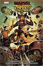 Marvel Zombies Destroy!, Peter  David, Frank  Marraffino, Excellent Book