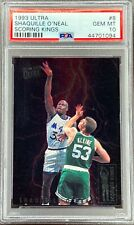 1993-94 Shaquille O'Neal Fleer Ultra Scoring Kings PSA 10 Insert ONLY 10 EXIST