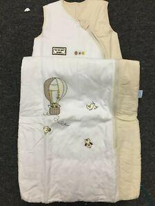 Mr Sandman Baby Sleeping Bag grow bag balloon up and away