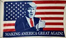 Trump 2020 Keep America Great President Donald MAGA 3x5 Flag Republican Flag