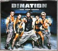 D!Nation - Take Your Chance - CDM - 2003 - Europop Hip Hop 3TR Angie Brown