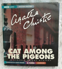 Agatha Christie's Cat Among The Pigeons - Unabridged Audio Book on 6CD - BBC