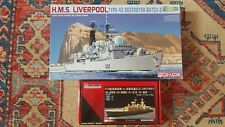 HMS LIVERPOOL – DRAGON + UPGRADE BIGBLUEBOY - 1/700