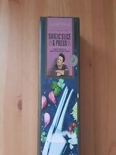 Jamie Oliver Garlic Slice & Press