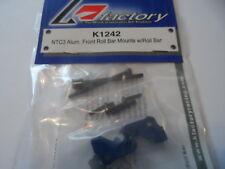 New Front Anti-Roll Bar + Aluminium Mounts For Associated NTC3 TA K1242(B)
