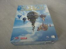 PC CD-ROM Windows 95 Game Big Box - Schizm