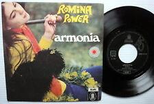 ROMINA POWER 45 ARMONIA RCA Italy