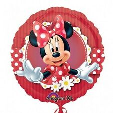 """PARTY BALOON """"MINNIE"""" Ø 45 CM Feste compleanni personaggi Mickey Mouse 075 24813"""