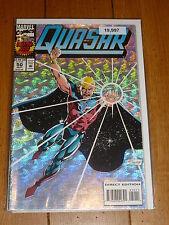 QUASAR - Vol 1 - No 50 - Date 09/1993 - MARVIL Comics