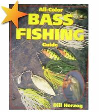 All Color Bass Fishing Guide Brand New Paperback Book by Bill Herzog WW75939