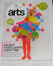 COMPUTER ARTS ISSUE 206 OCTOBER 2012 - HOW TO DELIGHT YOUR CLIENTS EVERY TIME
