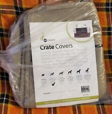 Dog Crate Cover - Size Small 24x18x20 by Unleashed