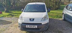 Peugeot Partner Van 1.6 HDi - Spares or Repair