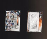 2016 Topps Limited Edition #273 Team Card New York Mets