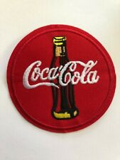 Coca cola patch iron or/sew on 3 inches