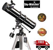 Skywatcher Explorer-130M EQ2 Motorised Newtonian Reflector Telescope (UK Stock)