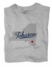 Tabasco New York NY T-Shirt MAP